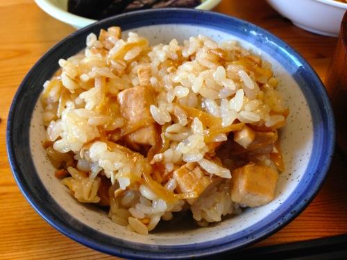 5生姜カジキ炊き込みご飯JPG