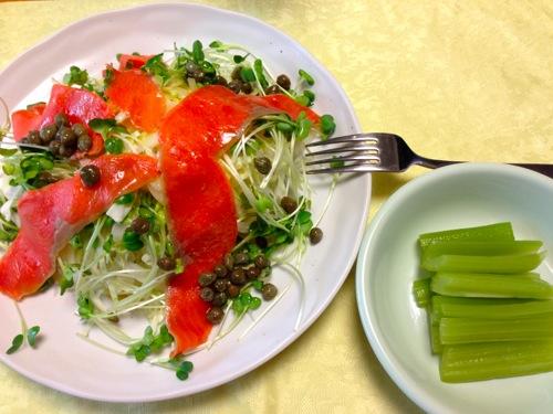 1−0前菜とサラダ