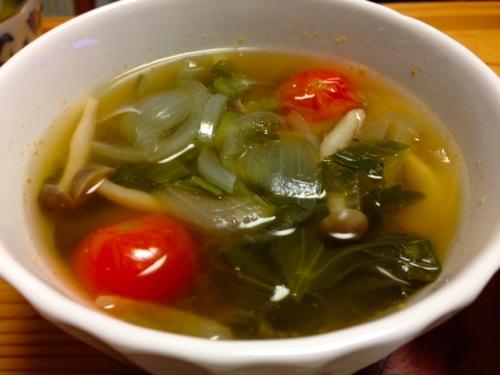 3野菜スープ