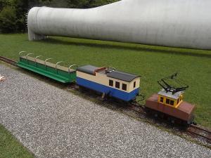 ハーブ鉄道