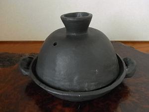 お手製タジン鍋