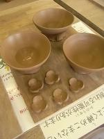 茶碗?と箸置き