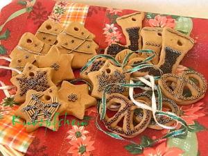 クリスマスクッキー??