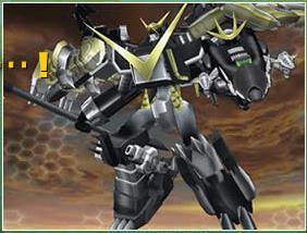 ブラックシャウトモンX7