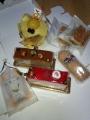 2012/10/29に買ったケーキたち。