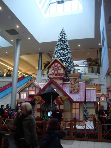 ショッピング モール1