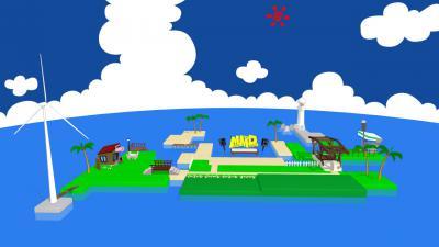 どんぶり島v2体験版マップ