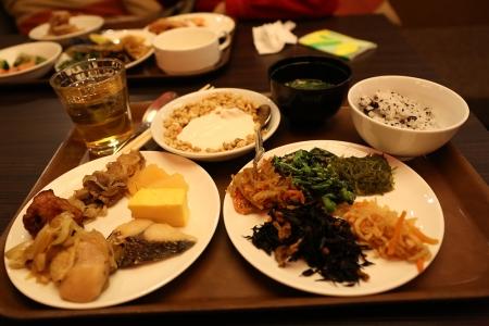 ホテルノースゲート札幌 朝食は美味しかった