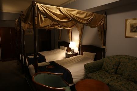 ホテルモントレ札幌 デラックスルーム