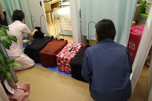 一犬猫病院・大阪府職員視察 001
