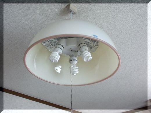 電球の傘2