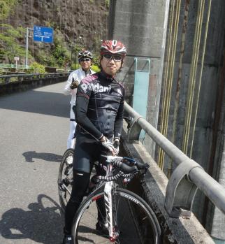 七色ダムのNMさん次郎 画像TTさん縮小版