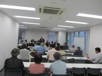 2012年度第1回理事会総会