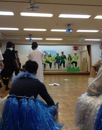 保育園の劇