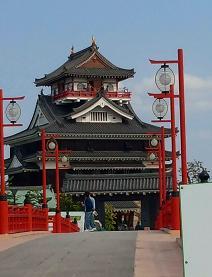清洲城なり