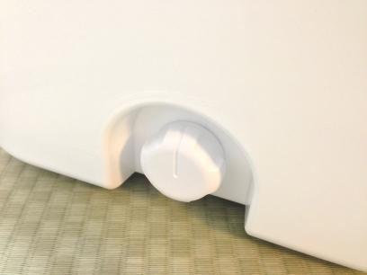 クーラーボックスの水栓