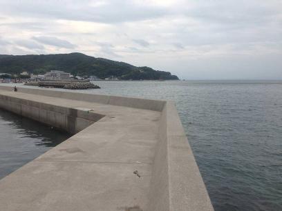 佐賀関港2