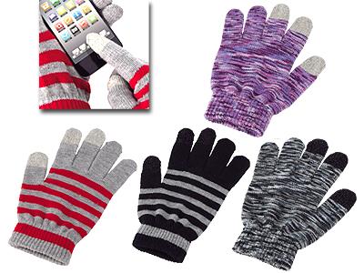 スマホ手袋 4色