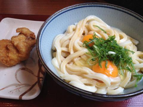 楽釜製麺所120717
