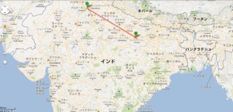 デリー→バラナシ_convert_20130303213631