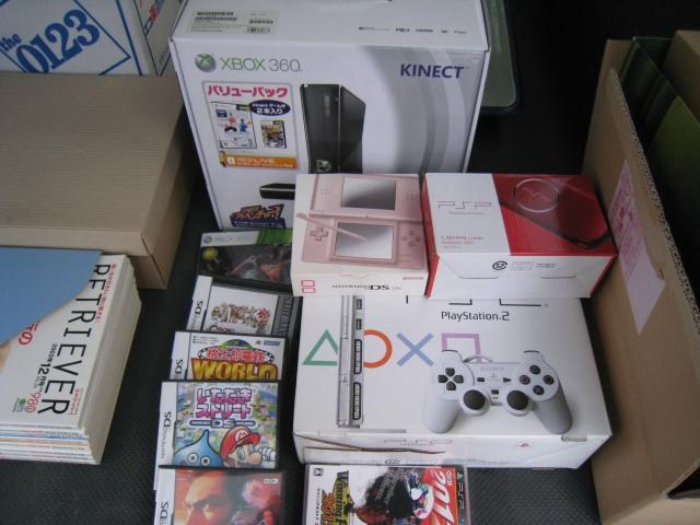 20140116_Xbox、PSP、DS