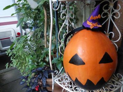 ハロウインかぼちゃ 2013 10・2