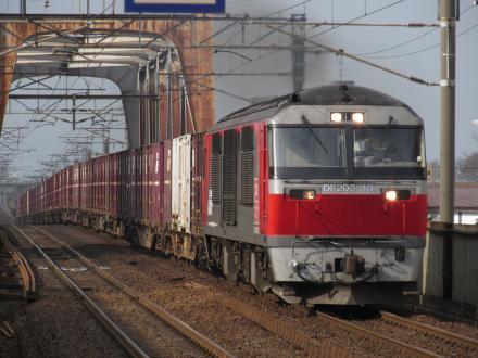 DF200形貨物列車