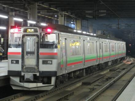 731系普通列車