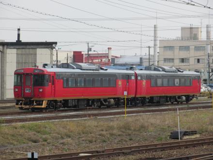 キハ183系6000番台くつろぎ