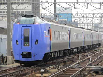 キハ261系1000番台回送
