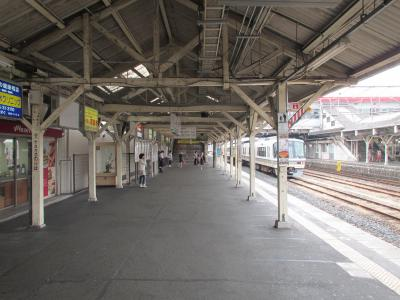 王寺駅ホーム