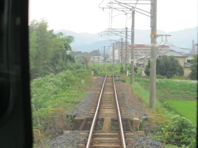 桜井線線路