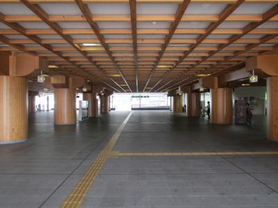 奈良駅コンコース