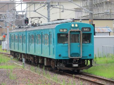 和歌山線電車