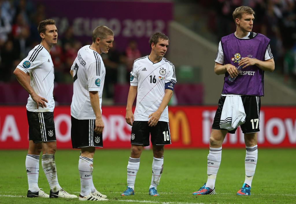 ドイツ敗退・・・。