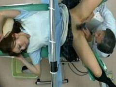 SOFT ON DEMAND 痴漢産婦人科医「ナマ中出し」10人隊 女子校生 巨乳 潮吹き
