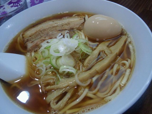 20120903経堂ラーメン1