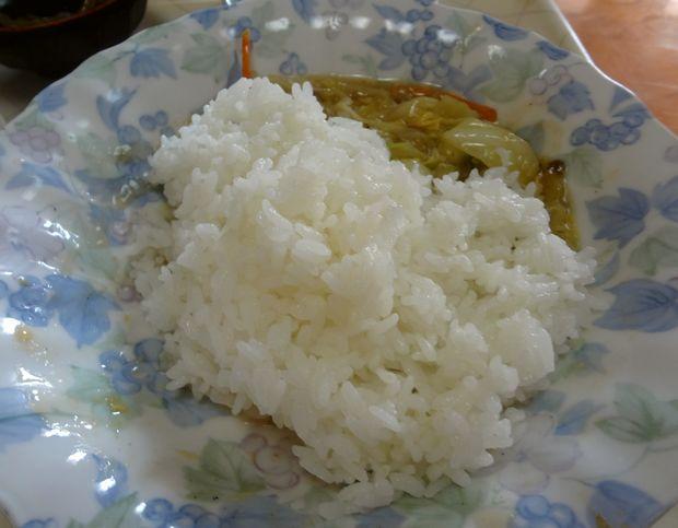 『吉祥飯店 長浜店』日替定食(ご飯お替りした図)