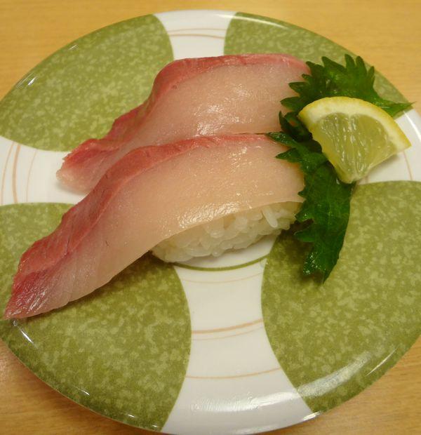 『しーじゃっく ボックスタウン箱崎店』寿司(アップ)