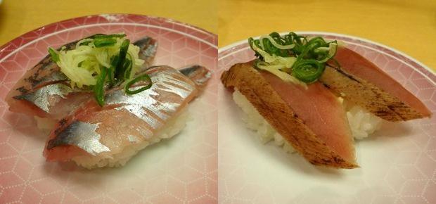 『しーじゃっく ボックスタウン箱崎店』寿司1