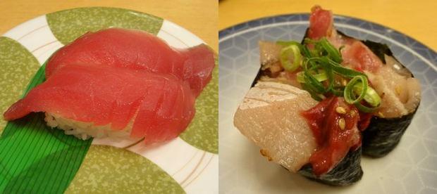 『しーじゃっく ボックスタウン箱崎店』寿司3