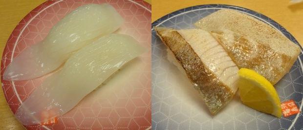 『しーじゃっく ボックスタウン箱崎店』寿司4