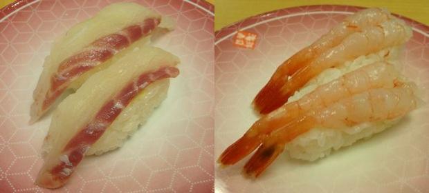 『しーじゃっく ボックスタウン箱崎店』寿司6