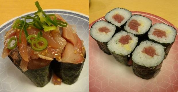 『しーじゃっく ボックスタウン箱崎店』寿司10