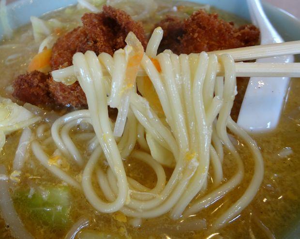 『銀河のチャンポン』銀河のチャンポン(麺リフト)