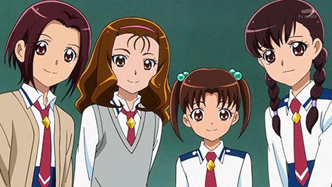 【スマイルプリキュア!】第34話「一致団結!文化祭でミラクルファッションショー!!」