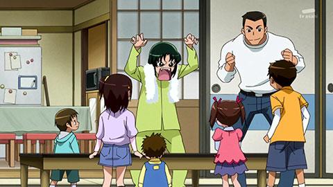 【スマイルプリキュア!】第38話「ハッスルなお!プリキュアがコドモニナ~ル!?」