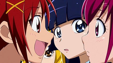 【スマイルプリキュア!】第39話「どうなっちゃうの!?みゆきのはちゃめちゃシンデレラ!!」