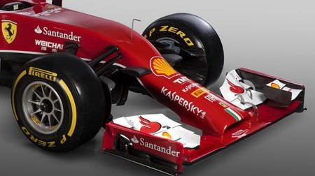 フェラーリF14Tのデザイナーはトンバジス