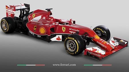 フェラーリ新車「F14T」発表